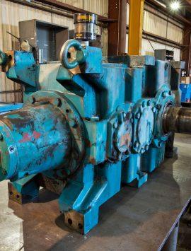 Hansen P4 UniMiner gearbox