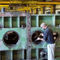 AOD-Steel-making-gearbox